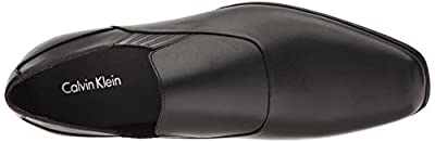 Calvin Klein Men's Bartel Soft Leather Slip-On Loafer