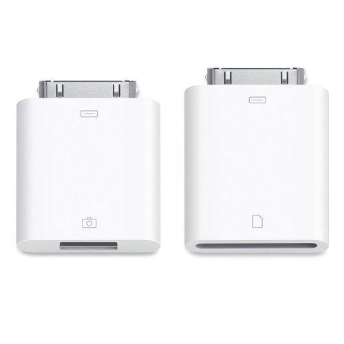 Apple - iPad Camera Connection Kit (Apple Camera Connection Kit)