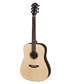 Baton Rouge 112115 Dreadnought guitarra clásica, zurdos ...