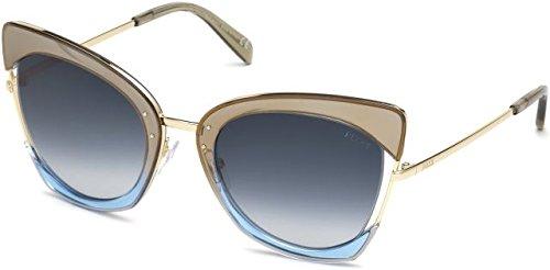33w Emilio Dorado 55 Sol Gafas oro Adulto Pucci De Ep0074 Unisex xOrzOqw