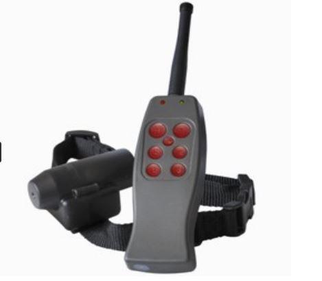 ALEKO® TS-TC14 Remote Control Anti-Bark Spray with Transmitter