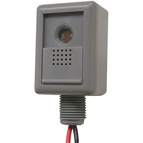 DON ELL CORP 516791 Adjustable Photocell Lamp Control to 2000W
