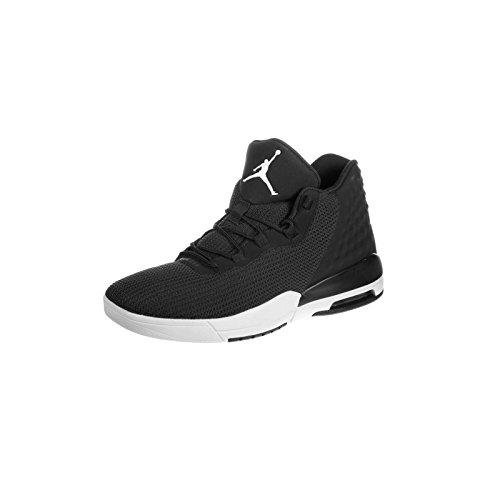 Nike Mens Jordan Academy Scarpe Da Basket Bianco-nero
