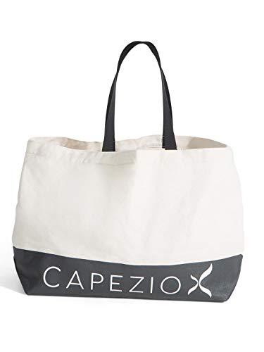 Capezio Large Canvas Tote - One Size, Natural