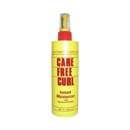 Care Free Curl Instant Moisturizer 8oz. Pump (2 Pack) for sale