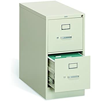 Amazon Com Hon 2 Drawer Vertical Filing Cabinet 310