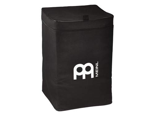 Meinl Cajon Box Drum Backpack Bag - Standard Size For Most Cajons - Padded Shoulder Straps, Heavy Duty Nylon Exterior and Carrying Grip ()