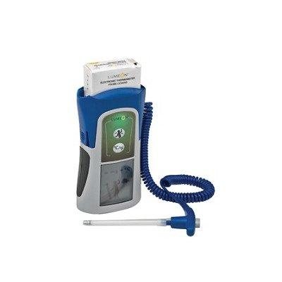 MCK56252500 - Mckesson Brand Oral / Axillary Thermometer LUMEON Standard Probe Hand-Held