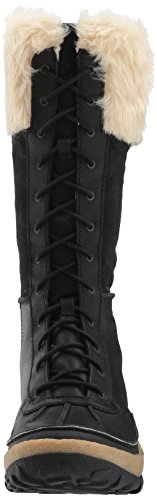 Merrell Womens Tremblant Tall Polar Waterproof Snowboot Black