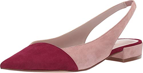 Nine West Mini - Nine West Women's Forlove Flat Modern Pink/Sweet Berry 11 M US