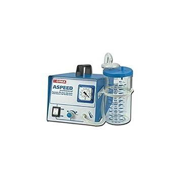 Gima - Aspirador quirúrgico Aspeed - 230 V - Bomba única: Amazon ...