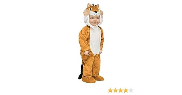 Horror-Shop traje pequeña ardilla L: Amazon.es: Juguetes y juegos