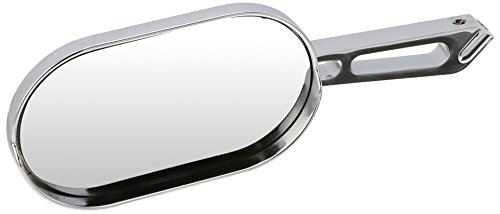 Kuryakyn 1412 Magnum Plus Large Head/Flat Glass/Long Stem (Flat Head Motorcycle)