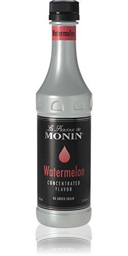 Monin Watermelon Flavor Concentrate 375ml Bottle