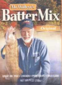 Mr.Walleye'S Original Batter Mix [Grocery]