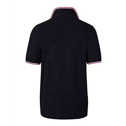 FC Bayern de Múnich - Polo con escudo, color negro Talla:M: Amazon ...