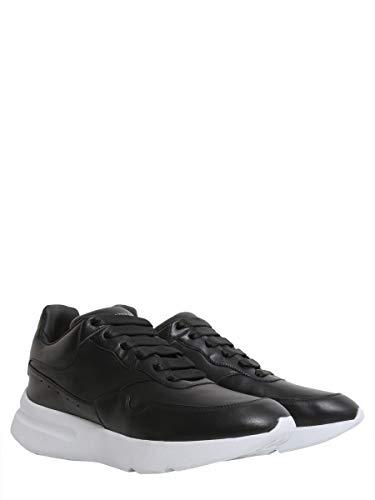 Nero Pelle Uomo Mcqueen Sneakers Alexander 505033whru31000 xqzZSYqv