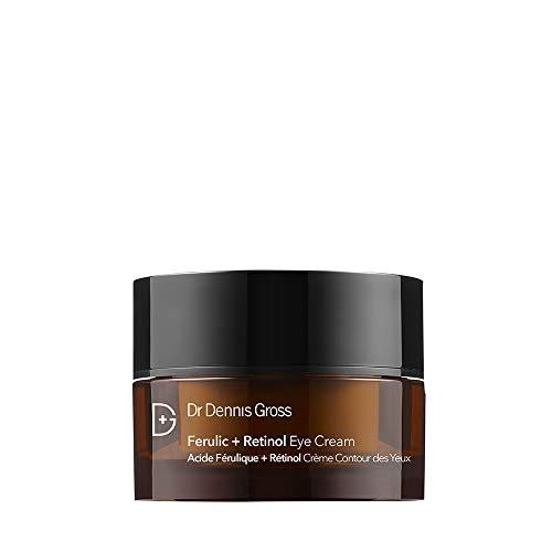 Dr Dennis Gross Ferulic Retinol Eye Cream, 0.5 Ounce (Dr Dennis Gross Ferulic Retinol Eye Serum)