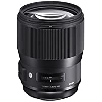 Sigma Fixed Focal length 135mm F1.8 DG HSM ART, Black (240956)