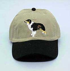 Cap: Australian Shepherd