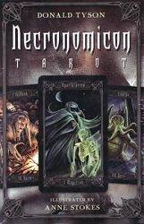 Necronomicon Tarot deck