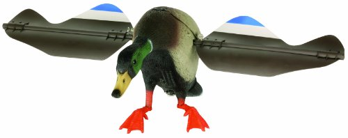 ing Super Lucky Duck Drake Hunting Decoy (Aluminum Duck Decoy)