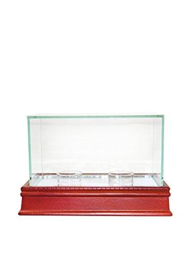 Steiner Sports Glass Double Baseball Case