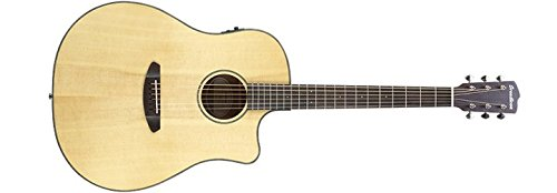 (Breedlove DISCOVERY DREAD CE Discovery Dreadnought Cutaway Acoustic-Electric Guitar Natural)