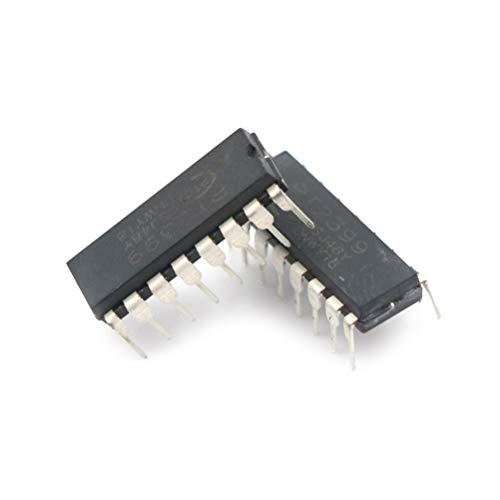 Gimax 10PCS PT2399 2399 DIP-16 Echo Audio Processor Guitar IC - Pedal Effect Pt2399