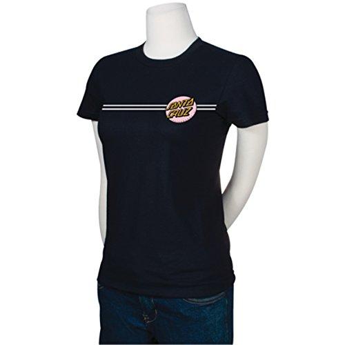 Santa-Cruz-Girls-Other-Dot-Fitted-Short-Sleeve-Shirt