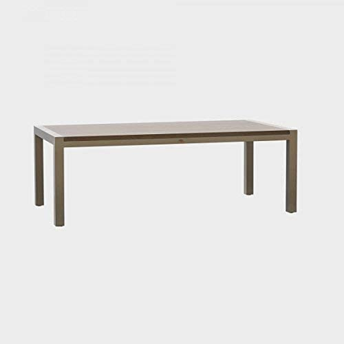 dafnedesign – Mesa rectangular de comedor, ancho: 100 cm) – Altura ...