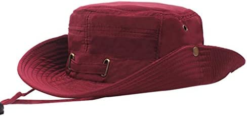 Longra💞 Unisex Summer Fisherman Hat Amantes del Alpinismo al Aire ...