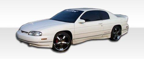 Chevrolet Monte Carlo Fiberglass Racer - 1995-1999 Chevrolet Monte Carlo Duraflex Racer Kit- Includes Race Front Lip (103260), Racer Rear Lip (103261), and Racer Sideskirts (103262). - Duraflex Body Kits