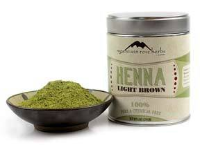 Mountain Rose Herbs - Henna 5 lb Red
