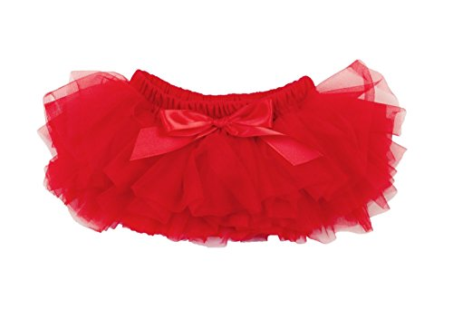 Ruffle Brief - DQdq Baby Infant Girls Ruffle Panties Briefs Bloomer Mesh Culottes Red,Size: L-(18M)