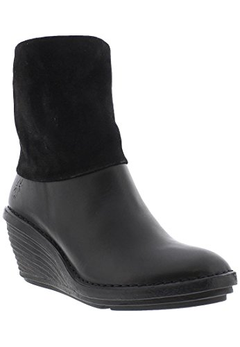 BOTIN FLY LONDON P300671005 SINA671FLY NEGRO Negro