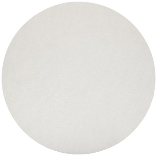 Ahlstrom 6170-2050 Qualitative Filter Paper, 20.5cm Diameter, 35 Micron, Fast Flow, Grade 617 (Pack of 50) by Ahlstrom (Image #1)