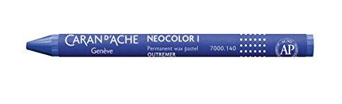 Neocolor I Water-Resistant Wax Pastels, 10 colors by Caran d'Ache (Image #4)