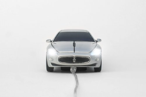 click-car-ccm660301-maserati-gran-turismo-wired-optical-mouse-silver