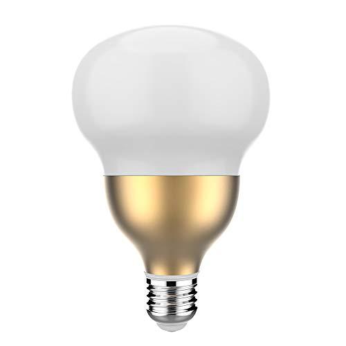 NUEVASA 240-Watt LED Bulbs Equivalent 6500K Daylight 3600 Lumens 40W Light Bulbs for Garden Garage Warehouse Store (Gold)