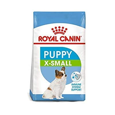 Royal Canin Size Health Nutrition X-Small Puppy Dry Dog Food 3 lb