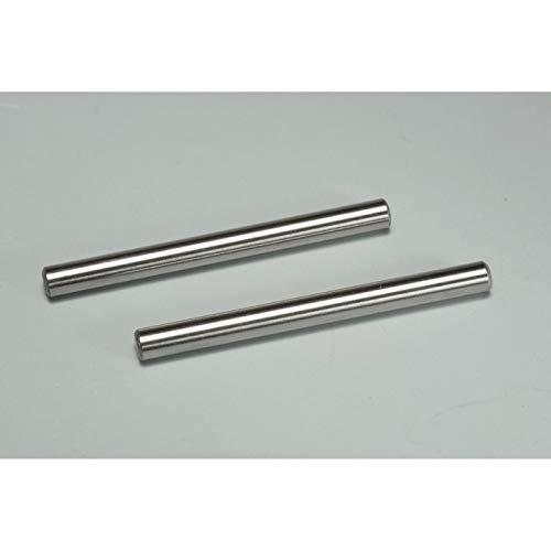 MUGEN SEIKI Front Upper Suspension Arm Shaft (2): X6 -