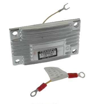 New Voltage Regulator For Leece-neville Alternators Replaces 100650,102200,79000