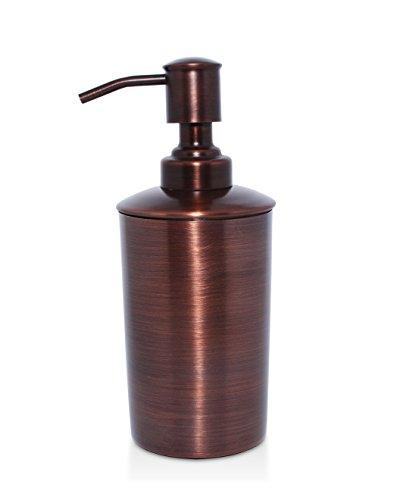 Copper Antique Soap Dispenser - 5