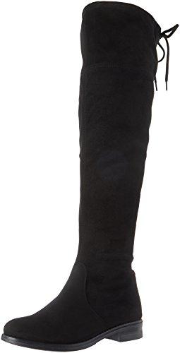 schwarz D8571 Nero 36 Stivali da donna Eu Nero rxwr07t