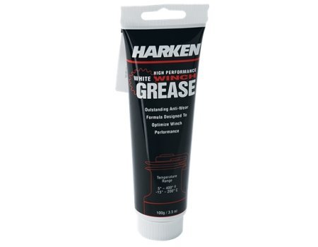 Winch Grease - Harken Winch Service Parts and Grease, winch grease