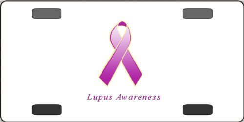 lupus license plate frame - 5