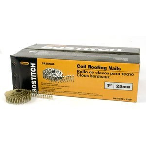 (Stanley Bostitch Galvanized Coil Roofing Nails 1