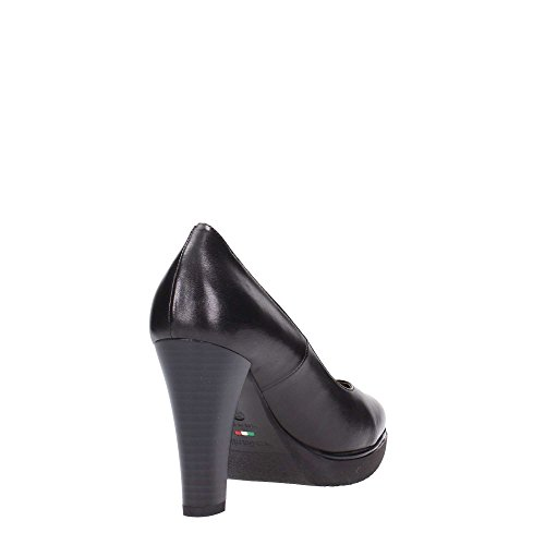 de Vestir Zapatos Nero Mujer Negro Negro para Giardini Negro aqHttOxEw
