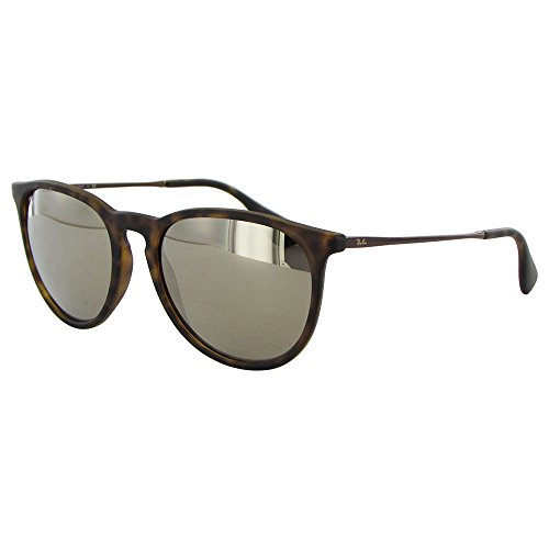 Ray Ban Mens RB4171 Erika Round Oversized Polarized Sunglasses, - Sunglasses Ray Youngster Ban